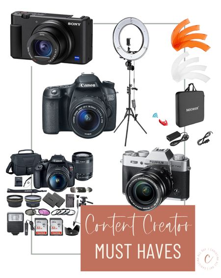These are my favorite content creators, blogger, and blogger gear!  #LTKstyletip #LTKhome #LTKworkwear
