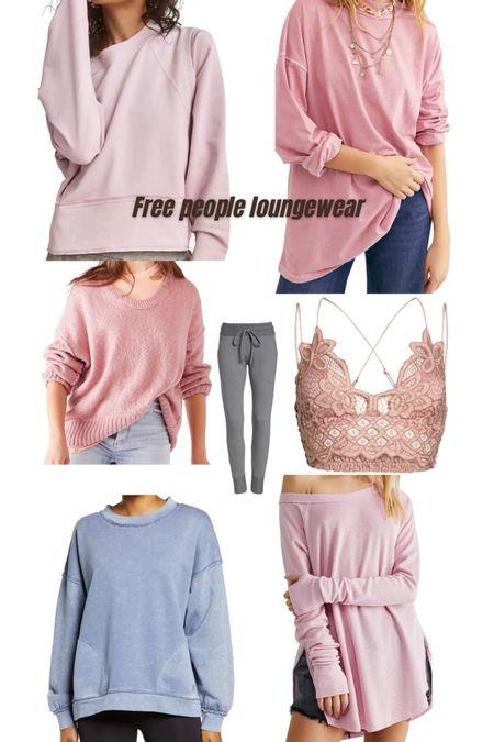 Free people loungewear @liketoknow.it #liketkit http://liketk.it/37YWJ #LTKbump #LTKsalealert #LTKunder100