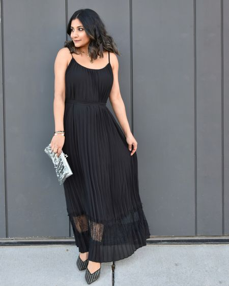This long black dress is perfect for holiday season and gifts. I wore it for my birthday. http://liketk.it/31vh5 @liketoknow.it #liketkit #LTKgiftspo #LTKsalealert #LTKstyletip #LTKunder50 #LTKunder100 Screenshot or 'like' this pic to shop the product details from the LIKEtoKNOW.it app, available now from the App Store!