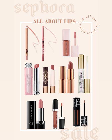 Lips at Sephora sale http://liketk.it/3cwYZ #liketkit @liketoknow.it