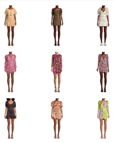For Love & Lemons dresses on sale at SaksOFF5th Floral dress Mini dress Summer dress Vacation dress    http://liketk.it/3j0YE #liketkit @liketoknow.it #LTKsalealert #LTKunder100 #LTKstyletip