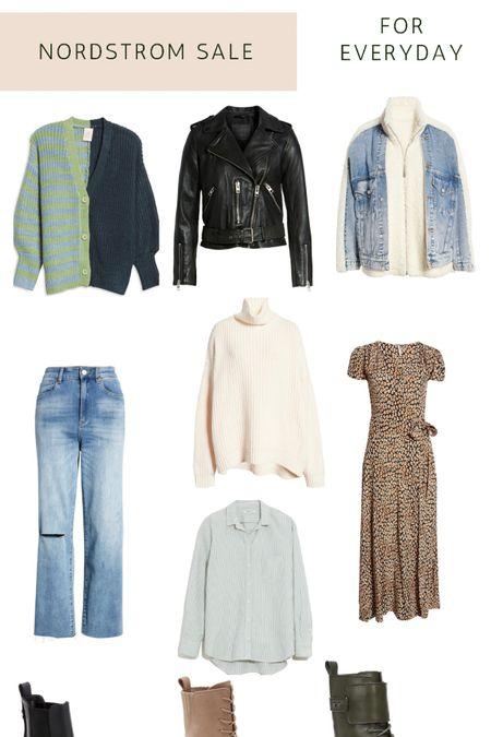 Sharing my everyday wear favorites from the Nordstrom sale! http://liketk.it/3jsFu #liketkit @liketoknow.it #LTKsalealert #LTKstyletip