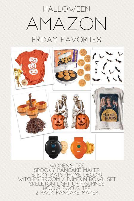 Amazon Halloween Favorites