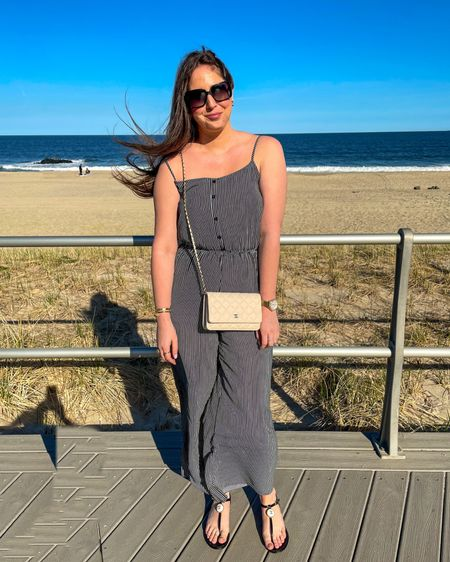 Jumpsuits and beach views 🌊 http://liketk.it/3dw4u #liketkit @liketoknow.it Shop my daily looks by following me on the LIKEtoKNOW.it shopping app