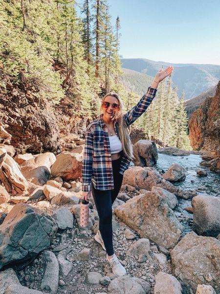 hiking outfit 🏔🍁 http://liketk.it/2YPXY @liketoknow.it #liketkit