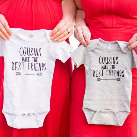 Cousins make the best friends! #LTKbump #LTKbaby #LTKfamily http://liketk.it/3fAfB #liketkit @liketoknow.it