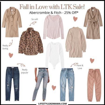Today starts the LTK FALL SALE!! So many good sales and this one is probably one of my favorites. Sooo many good pieces for Fall. #abercrombie #ltkfall http://liketk.it/2WVv6 #liketkit @liketoknow.it   #LTKunder100 #LTKbeauty #LTKsalealert  #LTKsalealert #LTKunder100 #LTKbeauty