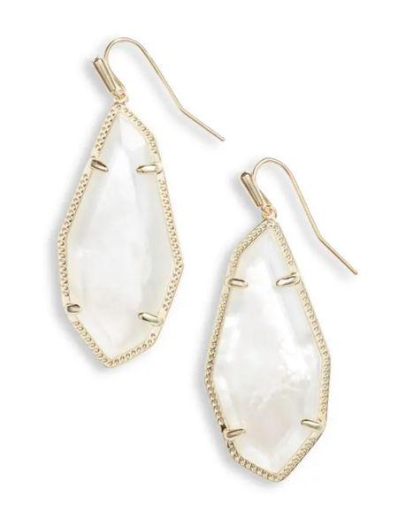 NSale pick: Kendra Scott Muriel Drop Earrings   #LTKunder100 #LTKstyletip #LTKsalealert