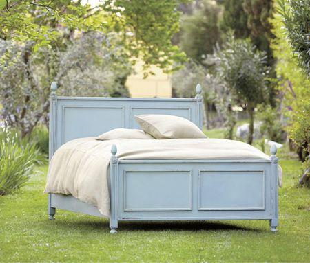 Bedroom furniture up to 75% off blue bed headboard queen king bed panel wooden classic Ballard sale  #LTKhome #LTKsalealert #LTKfamily