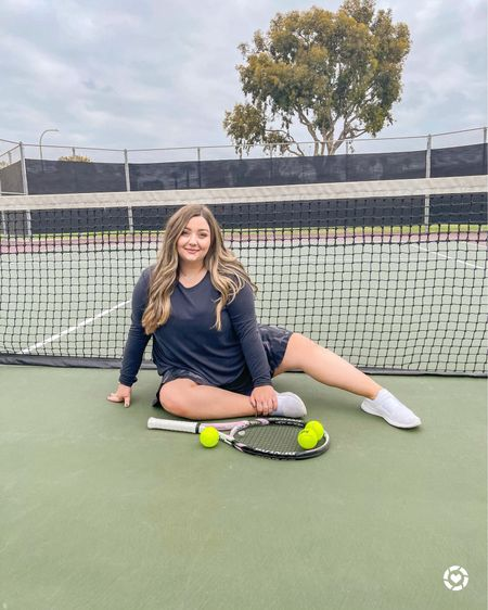 Back on the court 🎾   http://liketk.it/3fqxf #liketkit @liketoknow.it Download the LIKEtoKNOW.it shopping app to shop this full look via screenshot