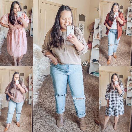 Fall outfit style   #LTKstyletip #LTKunder50 #LTKSeasonal