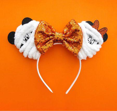 Cutest Halloween Mickey ears Etsy shop Etsy Halloween  Halloween finds Disney Ears Halloween Disney Ears  Small shop finds!    #LTKkids #LTKunder50 #LTKbaby