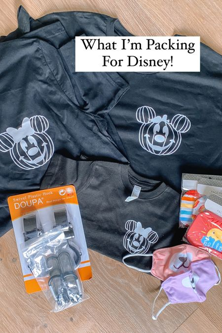 Round one of what I'm packing for Disney!   #LTKfamily #LTKbaby #LTKkids