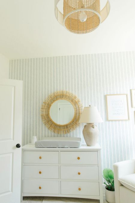 20% off Serena and Lily ends tonight! My nursery mirror and wallpaper are included. Use code DIVEIN http://liketk.it/3gDnC #liketkit @liketoknow.it #LTKbaby #LTKhome #LTKsalealert