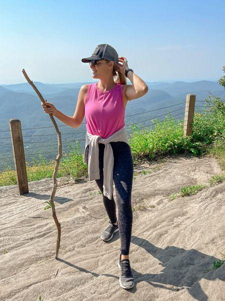 Hiking look activewear look   #LTKunder100 #LTKsalealert #LTKunder50