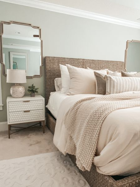 Linking as much as I can from our master bedroom here!   #LTKhome #LTKunder100 #LTKstyletip