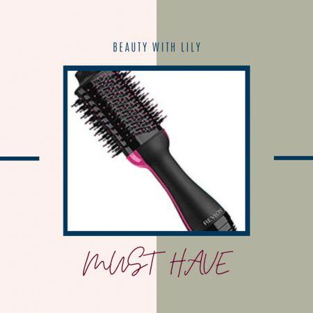 Revlon One Step Hair Dryer   @liketoknow.it #liketkit #LTKbeauty #LTKunder50 http://liketk.it/30gG6