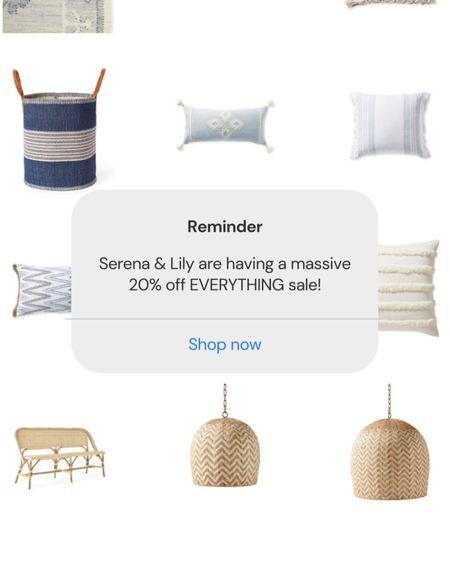 Last day for this huge Serena and Lily sale! http://liketk.it/3gBCB #liketkit @liketoknow.it #LTKDay #LTKsalealert #LTKhome @liketoknow.it.home