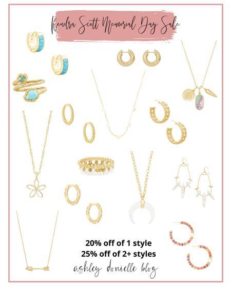 Kendra Scott Memorial Day sale - 20% off one item, 25% off 2+ more items http://liketk.it/3g8Ca #liketkit @liketoknow.it