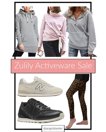 Zulily Activeware Sale! Up to 60% off    #LTKunder100 #LTKunder50 #LTKfit