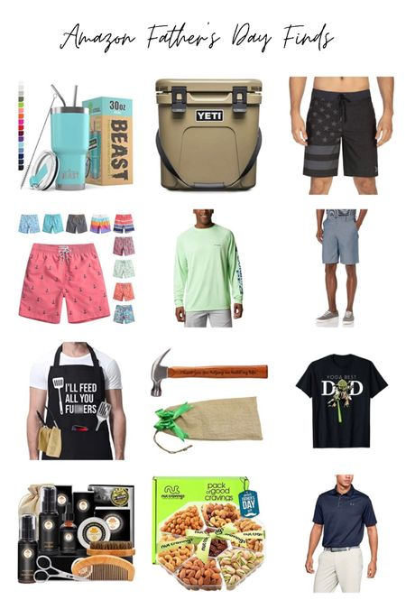 http://liketk.it/3hSDb Father's Day finds that will make it in time! #liketkit @liketoknow.it #LTKmens #LTKfamily @liketoknow.it.family #father'sday #amazonfinds #ordernow #outdoor #travel #summer #swimsuit #cooler # rashguard #snacks #shorts #personalized #hammer #tools