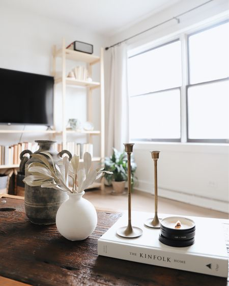 coffee table decor. http://liketk.it/3fWrW #liketkit @liketoknow.it #LTKhome #LTKstyletip #LTKunder100 @liketoknow.it.home Follow me on the LIKEtoKNOW.it shopping app to get the product details for this look and others