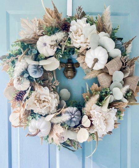 Fall Decor, Home Decor, Welcome, Wreath, Etsy Finds, Wreath Decor, Home, Fall   #LTKhome #LTKSeasonal