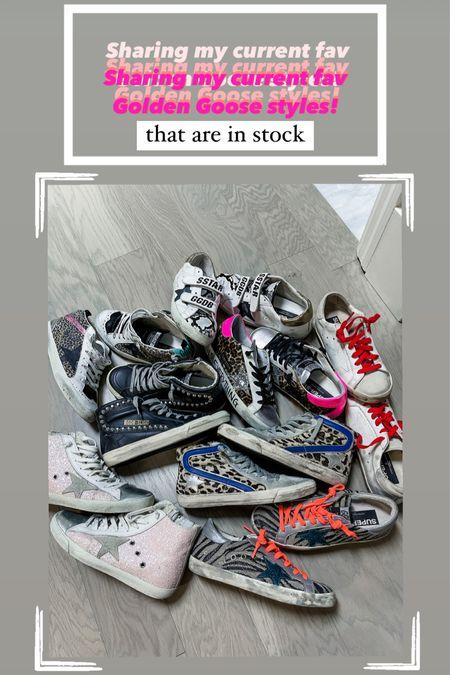Fav shoes. Can't quit. New golden goose styles linked    #LTKstyletip #LTKSeasonal #LTKshoecrush