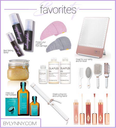 Beauty favorites from the nordstrom anniversary sale Hair care skincare beauty makeup   #LTKbeauty #LTKunder50 #LTKsalealert