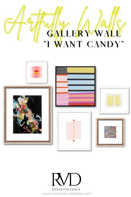 There's nothing sweeter than a well curated gallery wall 🍬  Check out some of my favorite's from Artfully Walls! More to come 😎  .  http://liketk.it/3ehyy #liketkit @liketoknow.it @liketoknow.it.home Follow me on the LIKEtoKNOW.it shopping app to get the product details for this look and others!