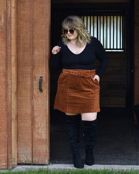 Plus size fall fashion, Eloquii, fall fashion, boots. http://liketk.it/2Fd6h @liketoknow.it #liketkit #LTKcurves #LTKsalealert #LTKshoecrush #LTKstyletip #LTKunder50 #LTKunder100 #LTKtravel #LTKfamily #LTKbeauty