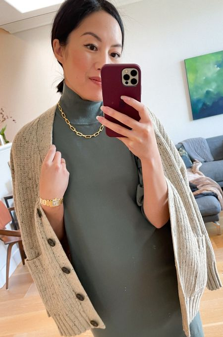 Under $30! This dress is such a pretty color and will pair well with all my neutrals. #walmartfashion #ad   #LTKstyletip #LTKunder50 #LTKSeasonal