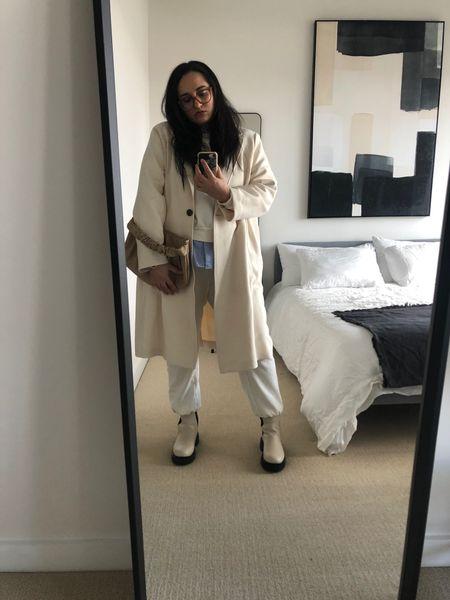 Casual beige outfit   #beigeoutfit #casuallook #hmxme   #LTKeurope #LTKSeasonal #LTKstyletip