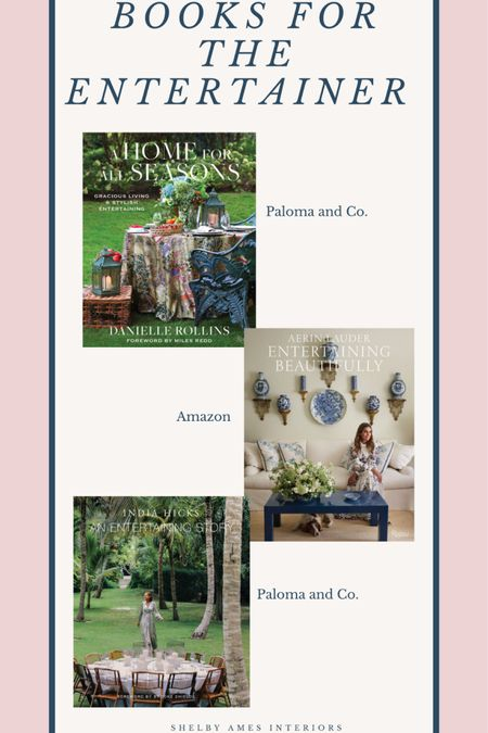 """Shelby Ames Interiors """"All the Pretty Things"""" Library Series Books for The Entertainer http://liketk.it/36DYt #liketkit @liketoknow.it Shop your screenshot of this pic with the LIKEtoKNOW.it shopping app"""