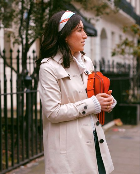 LFW over and out with this gorgeous spring trench coat 🧥   ——————————————————————————-  You can find out where everything in this pic is from and shop it in 2 quick steps: 1️⃣ Download the @liketoknow.it app and follow me! 2️⃣ screenshot this pic and you'll automatically get an email sharing where everything is from and be able to shop directly!  ——————————————————————————-   http://liketk.it/2Kzwy #liketkit @liketoknow.it.europe #LTKeurope #LTKstyletip #LTKworkwear #workwear #trenchcoat #springdressing #london #lfw #londonfashionweek