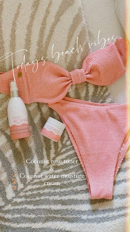 Pink bikini heaven Xs   #LTKtravel #LTKswim #LTKbeauty