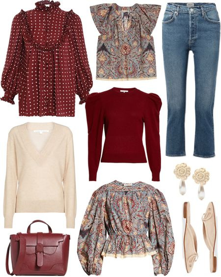 Rounding up our favorite designer pieces for fall 😍   #tssedited #thestylescribe #ullajohnson #fall #autumn #sweater #frame #zimmermann #senreve   #LTKSeasonal