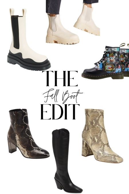 Boots You Need to Buy for Fall  #LTKSeasonal #LTKshoecrush #LTKSale