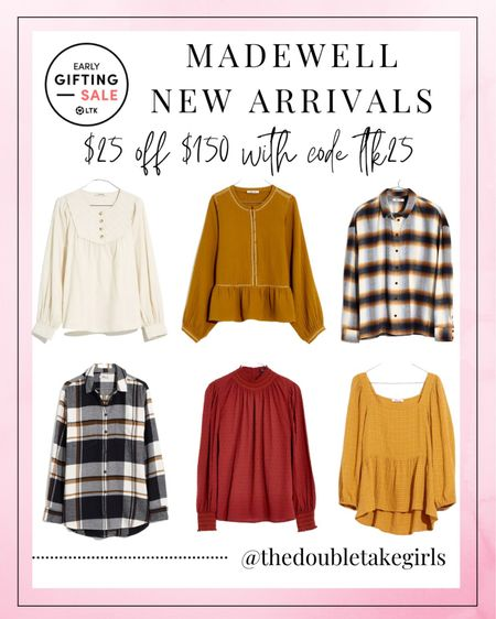 Last day to shop the sale at Madewell!