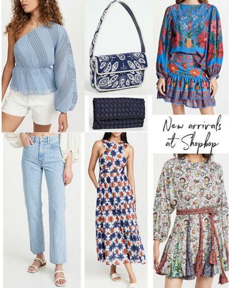 New at Shopbop! Shopbop Summer Finds, Shopbop Summer Dress, Shopbop Summer Bag      http://liketk.it/3l6tx @liketoknow.it #liketkit  #LTKitbag #LTKstyletip