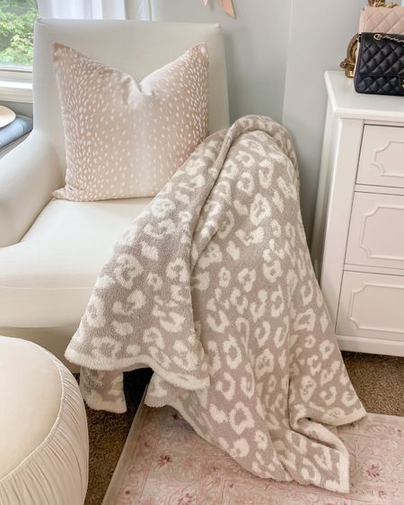 Barefoot dreams blankets make the best practical gifts for anyone. I use mine everyday! Linked the large and small size depending on your price point    #LTKGiftGuide #LTKhome