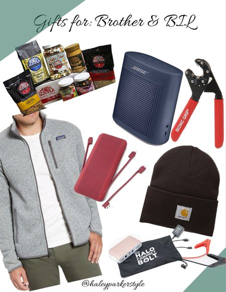 Gifts for brother or brother in law // BIL gift ideas // holiday gift guide // men's gift guide   #LTKmens #LTKgiftspo #LTKunder100