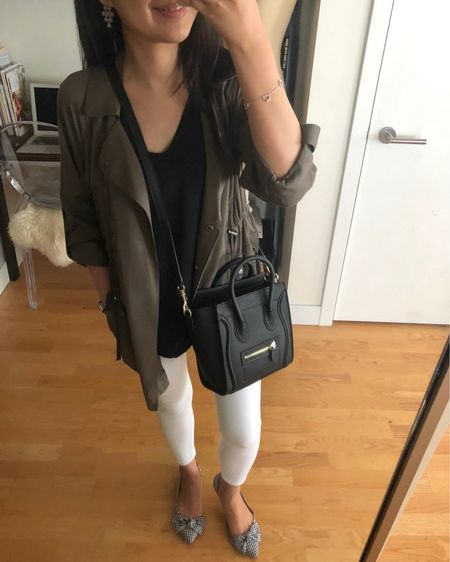 Why is a good utility jacket is so hard to find? I still love this one from a few years ago. I linked to a jacket I'm curious about for the fall. 🍁 @liketoknow.it http://liketk.it/2x4bS #liketkit #LTKsalealert #LTKshoecrush #LTKstyletip #LTKitbag #LTKunder50 #LTKunder100
