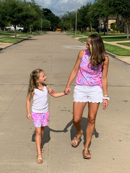 Mommy and me Lilly Pulitzer for the win! The perfect mother daughter outfit for the end of summer.   #LTKkids #LTKstyletip #LTKfamily