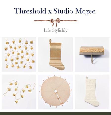 Threshold Studio McGee Christmas   #LTKhome