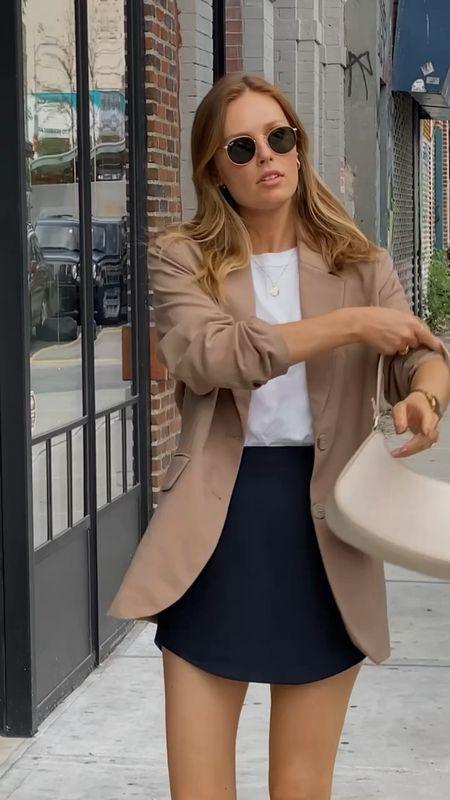 H&M blazer - wearing a small   #LTKunder100 #LTKSeasonal #LTKunder50