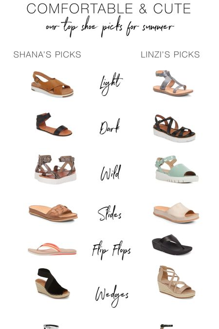 http://liketk.it/2Ccat #liketkit @liketoknow.it All the Summer Comfort Shoes You Need!