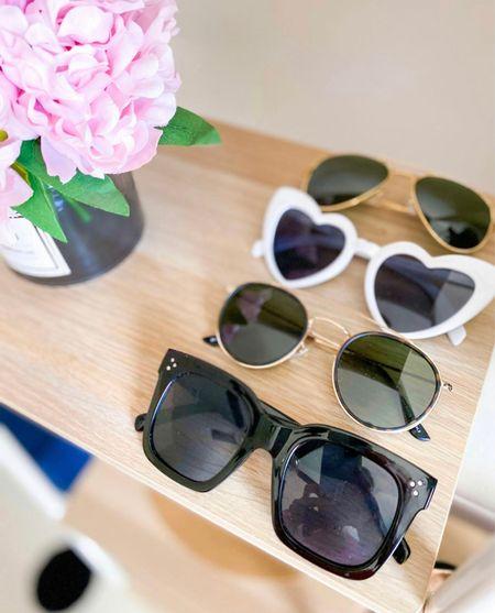 Amazon sunglasses           Amazon fashion, amazon finds, sunglasses , summer fashion, accessories   #LTKstyletip #LTKunder50 #LTKtravel