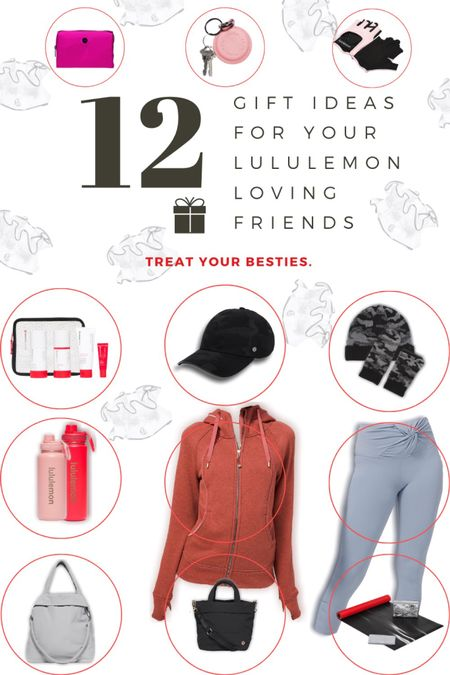 The besties gift guide for your lululemon loving girlfriends that you need to spoil this year. Read the blog post on thesweatedit.com see my story about this years holiday shopping plans.   #LTKsalealert #LTKfit #StayHomeWithLTK