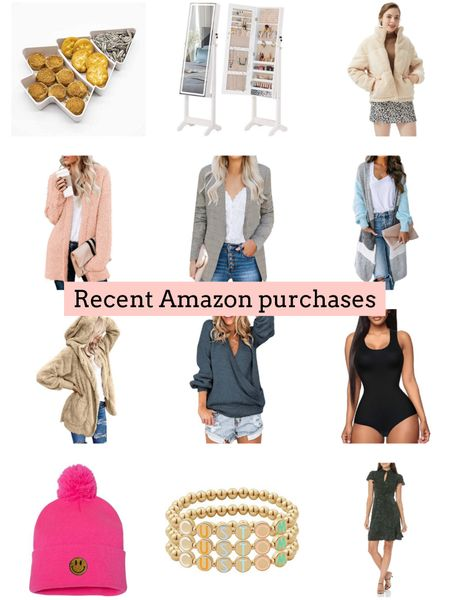 Recent Amazon purchases   #LTKstyletip #LTKSeasonal #LTKunder50